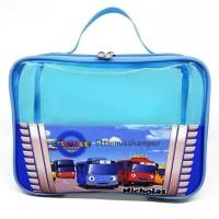 custom stationary pouch mika warna souvenir goodiebag ultah anak