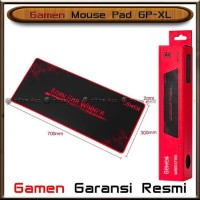 GAMEN GP-XL MOUSE PAD GAMING ANTI SLIP WITH SOFT SURFACE E-SPORTS