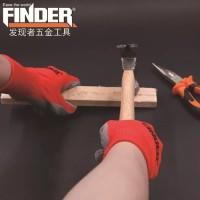 Sarung Tangan Finder Kerja Proyek Tukang Anti Licin Slip