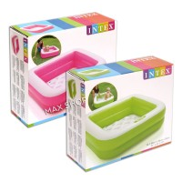 Intex Kolam Renang Anak 57100 Tempat Mandi Baby Play Box Swimming Pool