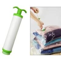 VACUUM AIR PUMP POMPA TANGAN KANTONG PLASTIK VAKUM ZIPLOCK VACUUM BAG