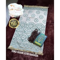Sajadah Al Azhar Alazhar Ultra Tas Turki Haji Original Grade A Premium