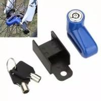 Kunci Gembok Cakram Motor Sepeda