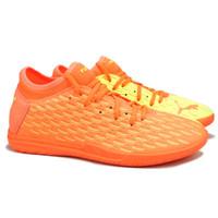 Sepatu Futsal Puma Future 5.4 OSG IT - Nrgy Peach