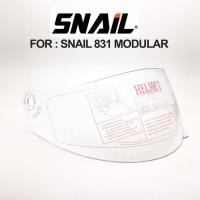 Kaca Helm Original Snail 831 Modular