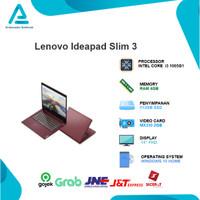 Lenovo Ideapad Slim 3 i3 1005G1 4GB 512ssd MX330 2GB W10+OHS FHD- PLID