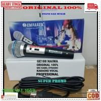 AIWA naiwa SINGLE ORIGINAL TUNGGAL microphone mic wireless mik wireles
