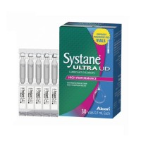Alcon Systane Ultra Unit Dose 30X0.7ml (SINGAPORE)