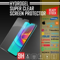 HYDROGEL ANTI GORES INFINIX HOT 9 PLAY SUPER CLEAR QUALITY