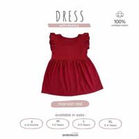 Setelan Anak | Ardenleon Ruffle Dress