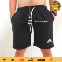 Celana Kolor Pendek-Celana Olahraga-Bahan Premium-Hitam