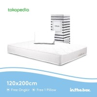 SPRING BED KASUR IN THE BOX inthebox 120x200 (Single)