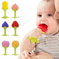 Gigitan bayi teether mainan gigi bayi