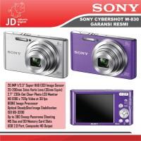 Jakarta Digital Sony Cybershot DSC-W830 - Garansi Resmi