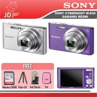Sony Cyber-shot DSC-W830 Garansi Resmi Sony Digital Pocket Termurah