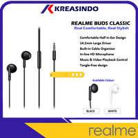 Realme Buds Classic headset Earphone Garansi resmi