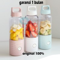 VITAMER BLENDER PORTABLE PREMIUM 500ML - Biru Muda