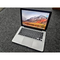 Macbook PRO 13Inc MD101 Core I5 Tahun 2012-RAM 4GB-HDD 500GB - Grade A