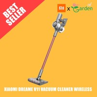 Xiaomi Dreame V11 Vacuum Cleaner Wireless Penyedot Debu