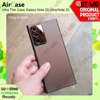 Case Galaxy Note 20 Ultra / Note 20 AirCase Matte Ultra Thin Casing