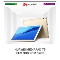 Huawei MedaiPad T5 3/32 Ram 3GB Internal 32GB Garansi Resmi