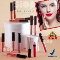 IMPLORA Urban Lip Cream Matte Original BPOM