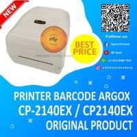 ARGOX BARCODE PRINTER LABEL CP2140/CP2140M/CP2140EX/CP-2140EX Terlaris