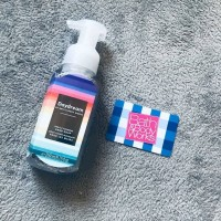 BBW Bath and Body Works DAYDREAM Gentle Foaming Hand Soap