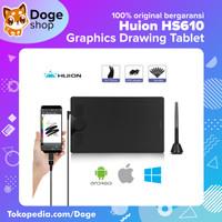 HUION HS610 Graphics Pen Tablet (alt HS64, HS611, H430P, s620, wacom)
