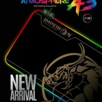 Imperion A3 Atmosphere Mouse Pad Gaming Led RGB