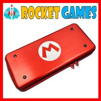 Aluminium Case Nintendo Switch Metal Vault Casing MARIO M