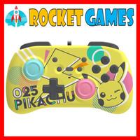 Hori Pad Mini Controller Nintendo Switch Pikachu Yellow Gamepad