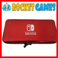 Aluminium Case Nintendo Switch Metal Vault Casing RED