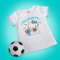 HELLO KITTY Original Kids T-Shirt Top Baju Anak HK2584