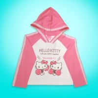 HELLO KITTY Original Kids Sweater Hoodie Baju Anak HK2587