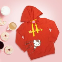 HELLO KITTY Original Kids Sweater Hoodie Baju Anak HK2578