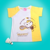 HELLO KITTY Original Kids T-Shirt Top Baju Anak HK2586
