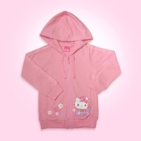 HELLO KITTY Original Kids Sweater Hoodie Jacket Jaket Anak HK2566