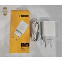 Charger Realme fast charging 10w 2A C1/2 Realme 2/3 pro original 100%