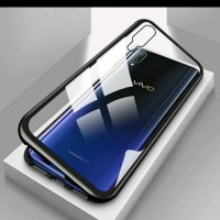 CASE CASING MAGNETIC ANTI BARET 2 IN 1 VIVO V11 PRO