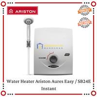 Water Heater Instant Ariston Aures Easy (ORIGINAL & GARANSI RESMI)
