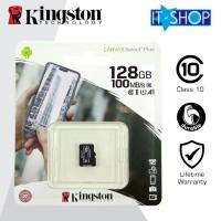 Kingston Micro SD Card Class-10 128GB