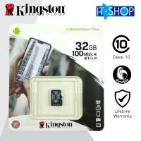 Kingston Micro SD Card Class-10 32GB