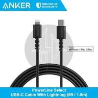 ANKER PowerLine Select Type C Lightning PD Kabel Fast Charging Iphone