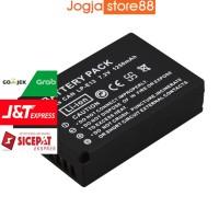 Jogja.Store88 - Baterai Camera Canon LP-E12 (Replika 1:1) - Black