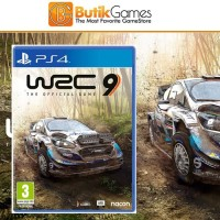 WRC 9 PS4 FIA World Rally Championship