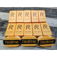 TYPE - C YELLOW REALME KABEL DATA MICRO USB ALL TIPE HP NEW PACK