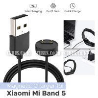 Charger Magnetic Cable For Xiaomi Mi Band 5
