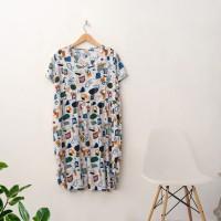 JD47 - Juwa flowy Dress - L