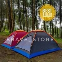 tenda kap 2 orang camping/hiking/outdood
